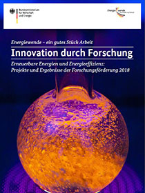 "Cover der Publikation ""Innovation durch Forschung"""