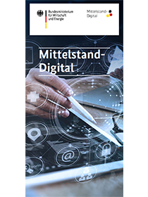 "Cover der Publikation ""Mittelstand-Digital"""