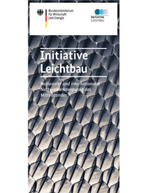 "Cover der Publikation ""Initiative Leichtbau"""